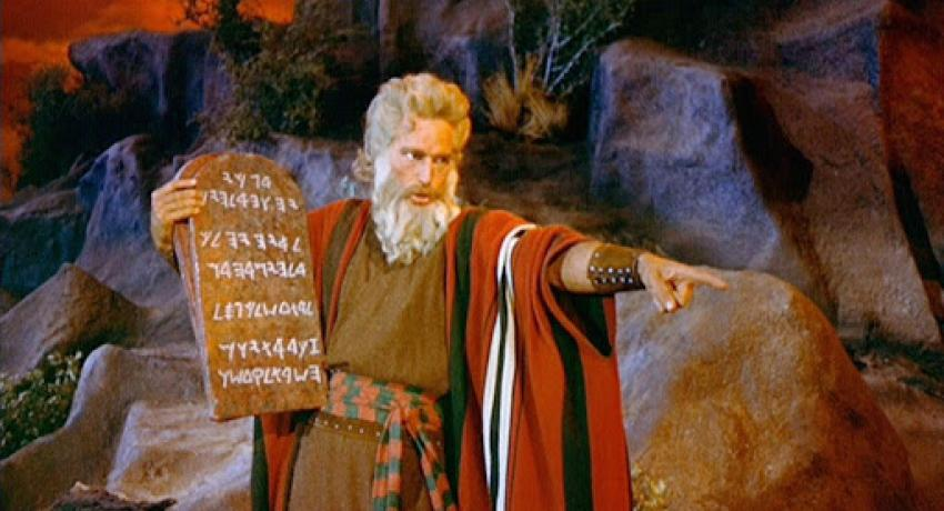 Ten Commandments FABLE